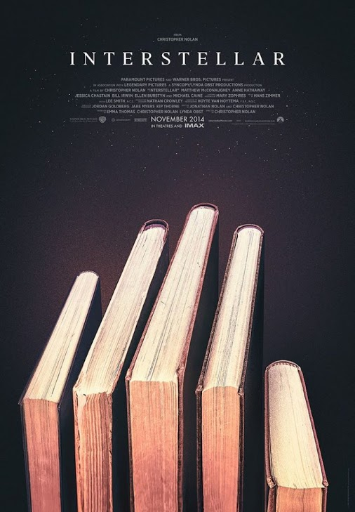 Interstellar Alternative Poster by Michal Krasnopolski