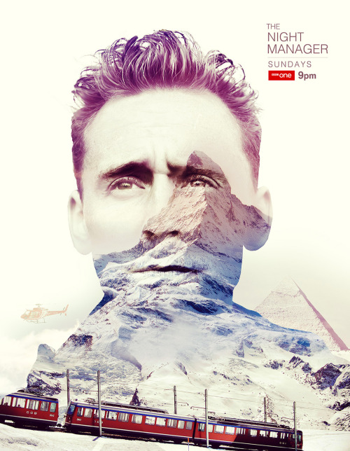 The Night Manager Poster Concept